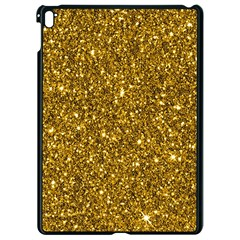 New Sparkling Glitter Print I Apple Ipad Pro 9 7   Black Seamless Case by MoreColorsinLife