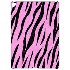 Skin3 Black Marble & Pink Colored Pencil Apple Ipad Pro 12 9   Hardshell Case