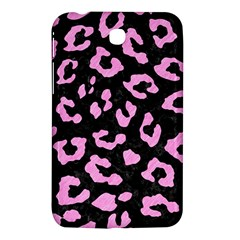 Skin5 Black Marble & Pink Colored Pencil Samsung Galaxy Tab 3 (7 ) P3200 Hardshell Case  by trendistuff