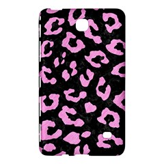 Skin5 Black Marble & Pink Colored Pencil Samsung Galaxy Tab 4 (8 ) Hardshell Case  by trendistuff