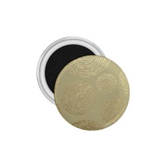 Modern, Gold,polka Dots, Metallic,elegant,chic,hand Painted, Beautiful,contemporary,deocrative,decor 1 75  Magnets