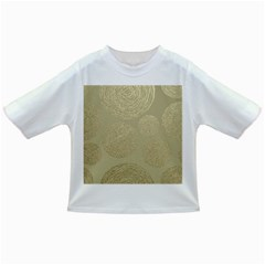 Modern, Gold,polka Dots, Metallic,elegant,chic,hand Painted, Beautiful,contemporary,deocrative,decor Infant/toddler T Shirts