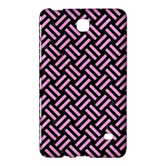 Woven2 Black Marble & Pink Colored Pencil (r) Samsung Galaxy Tab 4 (8 ) Hardshell Case  by trendistuff