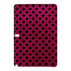 Circles3 Black Marble & Pink Leather (r) Samsung Galaxy Tab Pro 10 1 Hardshell Case by trendistuff