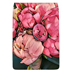 Beautiful Peonies Flap Covers (l)  by 8fugoso