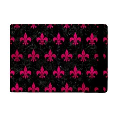 Royal1 Black Marble & Pink Leather Ipad Mini 2 Flip Cases by trendistuff