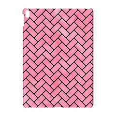Brick2 Black Marble & Pink Watercolor Apple Ipad Pro 10 5   Hardshell Case by trendistuff