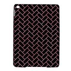 Brick2 Black Marble & Pink Watercolor (r) Ipad Air 2 Hardshell Cases by trendistuff