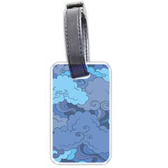 Abstract Nature 1 Luggage Tags (one Side)  by tarastyle