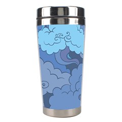 Abstract Nature 1 Stainless Steel Travel Tumblers by tarastyle