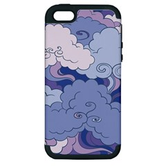 Abstract Nature 3 Apple Iphone 5 Hardshell Case (pc+silicone) by tarastyle