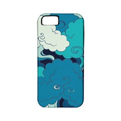 Abstract Nature 4 Apple Iphone 5 Classic Hardshell Case (pc+silicone) by tarastyle