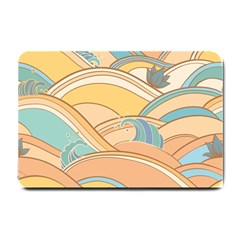 Abstract Nature 5 Small Doormat