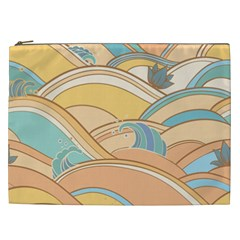 Abstract Nature 5 Cosmetic Bag (xxl)