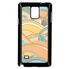 Abstract Nature 5 Samsung Galaxy Note 4 Case (black)