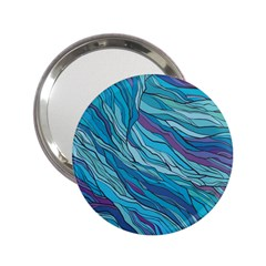 Abstract Nature 6 2 25  Handbag Mirrors