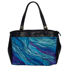 Abstract Nature 6 Office Handbags