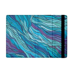Abstract Nature 6 Apple Ipad Mini Flip Case
