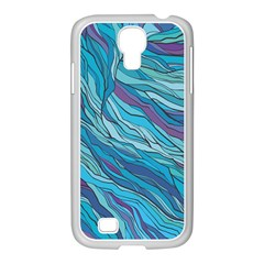 Abstract Nature 6 Samsung Galaxy S4 I9500/ I9505 Case (white) by tarastyle