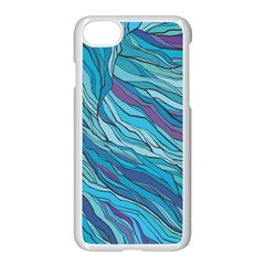 Abstract Nature 6 Apple Iphone 7 Seamless Case (white)