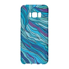 Abstract Nature 6 Samsung Galaxy S8 Hardshell Case