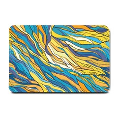 Abstract Nature 7 Small Doormat