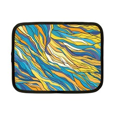 Abstract Nature 7 Netbook Case (small)