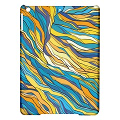 Abstract Nature 7 Ipad Air Hardshell Cases