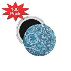 Abstract Nature 8 1 75  Magnets (100 Pack)