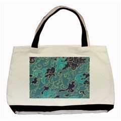 Abstract Nature 10 Basic Tote Bag by tarastyle