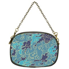 Abstract Nature 10 Chain Purses (one Side)  by tarastyle