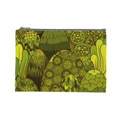 Abstract Nature 11 Cosmetic Bag (large)  by tarastyle