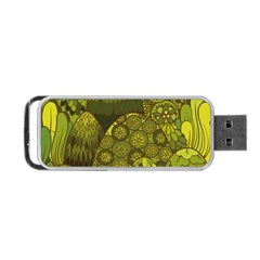 Abstract Nature 11 Portable Usb Flash (one Side) by tarastyle