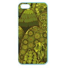 Abstract Nature 11 Apple Seamless Iphone 5 Case (color) by tarastyle