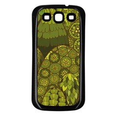 Abstract Nature 11 Samsung Galaxy S3 Back Case (black) by tarastyle