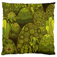 Abstract Nature 11 Standard Flano Cushion Case (one Side)