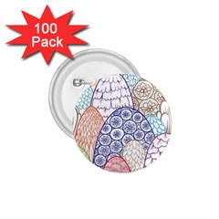 Abstract Nature 12 1 75  Buttons (100 Pack)  by tarastyle