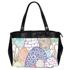 Abstract Nature 12 Office Handbags (2 Sides)  by tarastyle