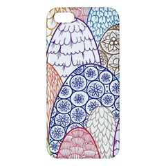 Abstract Nature 12 Apple Iphone 5 Premium Hardshell Case