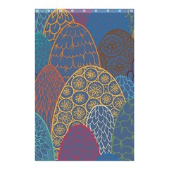 Abstract Nature 13 Shower Curtain 48  X 72  (small)  by tarastyle