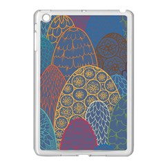 Abstract Nature 13 Apple Ipad Mini Case (white) by tarastyle