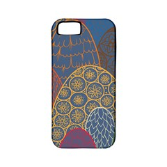 Abstract Nature 13 Apple Iphone 5 Classic Hardshell Case (pc+silicone) by tarastyle