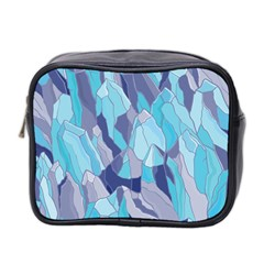 Abstract Nature 14 Mini Toiletries Bag 2 Side by tarastyle