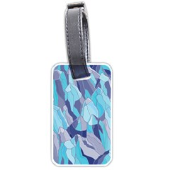 Abstract Nature 14 Luggage Tags (two Sides) by tarastyle