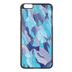 Abstract Nature 14 Apple Iphone 6 Plus/6s Plus Black Enamel Case by tarastyle