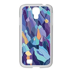 Abstract Nature 15 Samsung Galaxy S4 I9500/ I9505 Case (white) by tarastyle