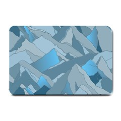 Abstract Nature 16 Small Doormat  by tarastyle