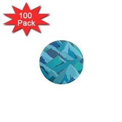 Abstract Nature 17 1  Mini Magnets (100 Pack)  by tarastyle