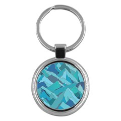 Abstract Nature 17 Key Chains (round)  by tarastyle