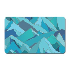 Abstract Nature 17 Magnet (rectangular) by tarastyle